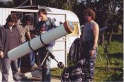 Vénusz átvonulás 2004. junius. 8-án.